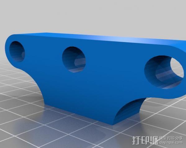 变速杆 3D模型  图23