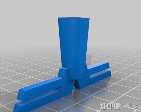 触摸式 ToeN 3D模型  图1