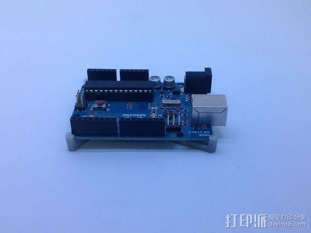 芯片固定架 3D模型  图7