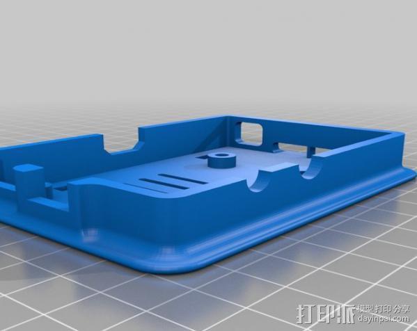 盖子 3D模型  图6
