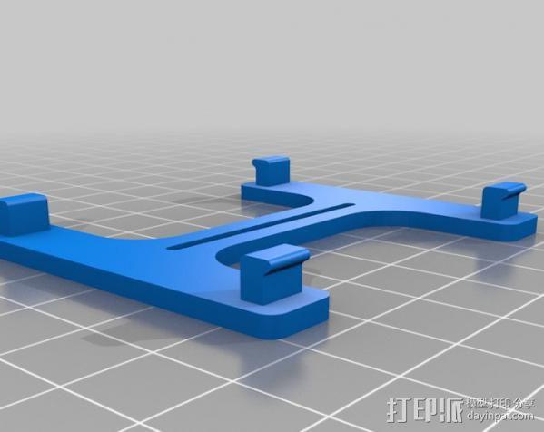 盖子 3D模型  图8