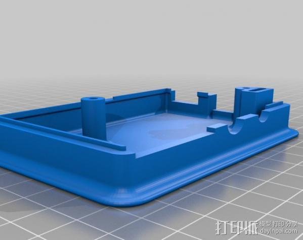 盖子 3D模型  图7