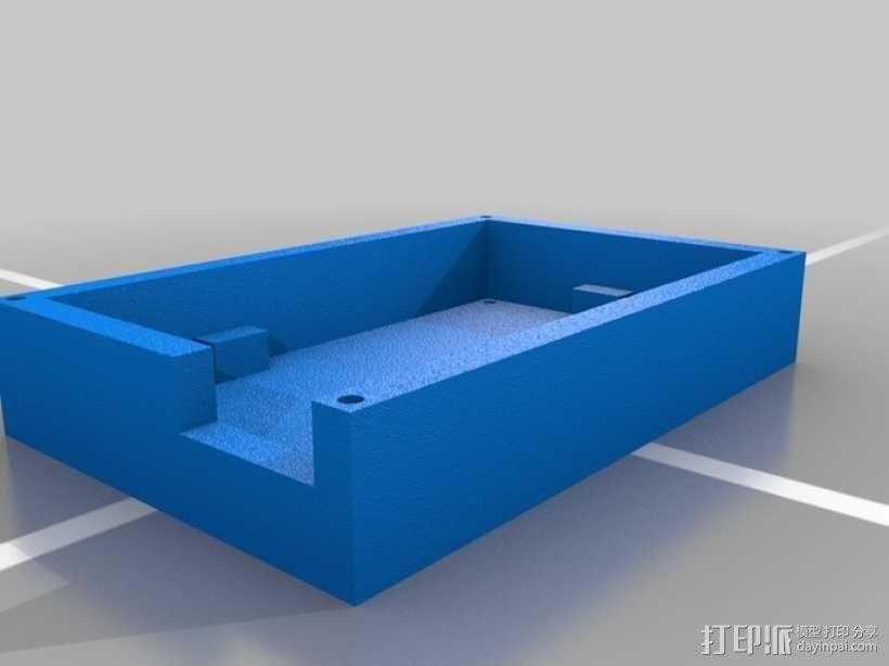 竖琴 3D模型  图10