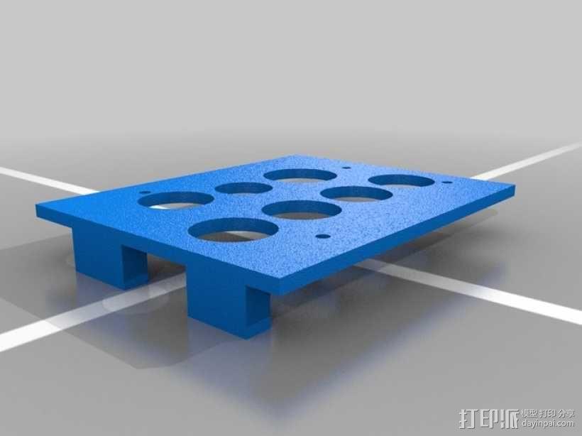 竖琴 3D模型  图9