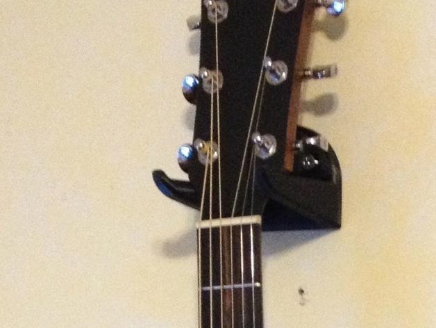 古典吉他支架 3D模型  图1