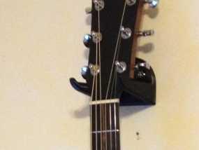 古典吉他支架 3D模型