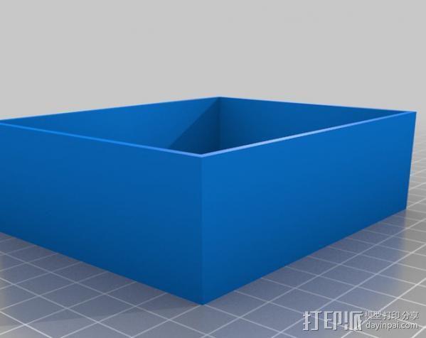 拇指琴 3D模型  图3