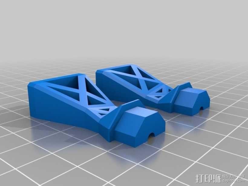 GPS壳子 3D模型  图2