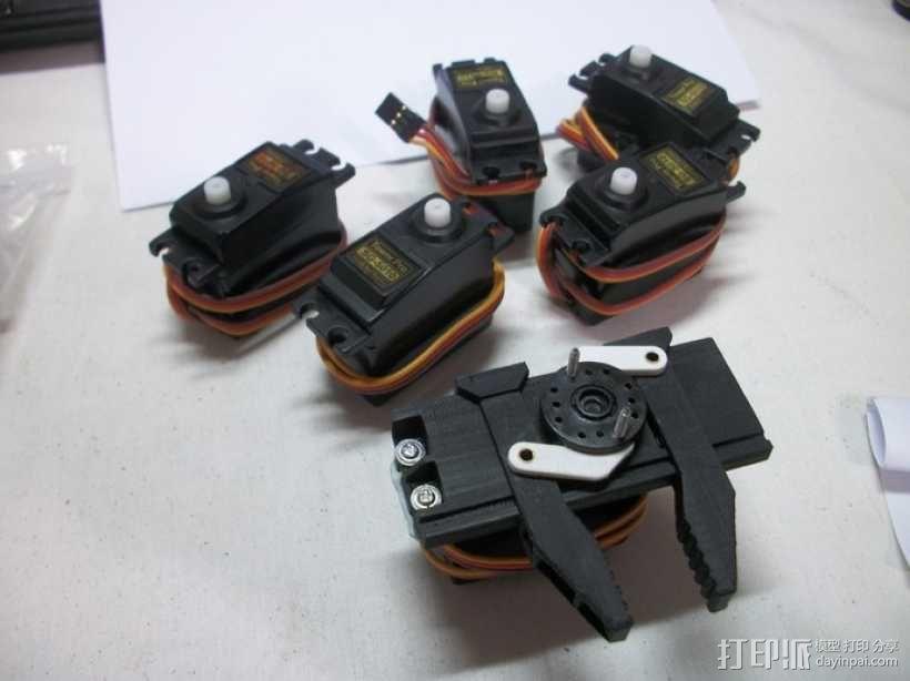 机械手 3D模型  图7