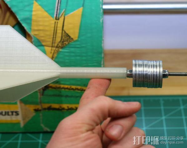 3D打印飞镖 3D模型  图7