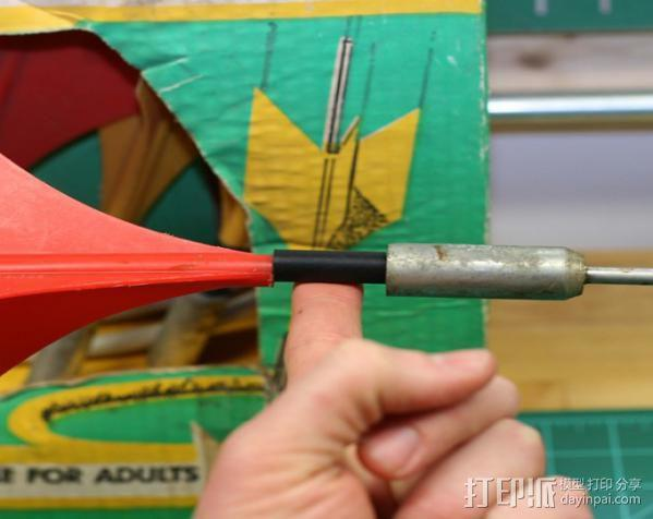 3D打印飞镖 3D模型  图6