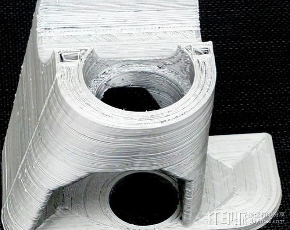 折叠自行车底座 3D模型  图5