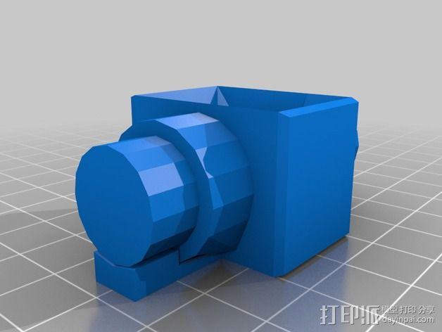 训练器 3D模型  图3
