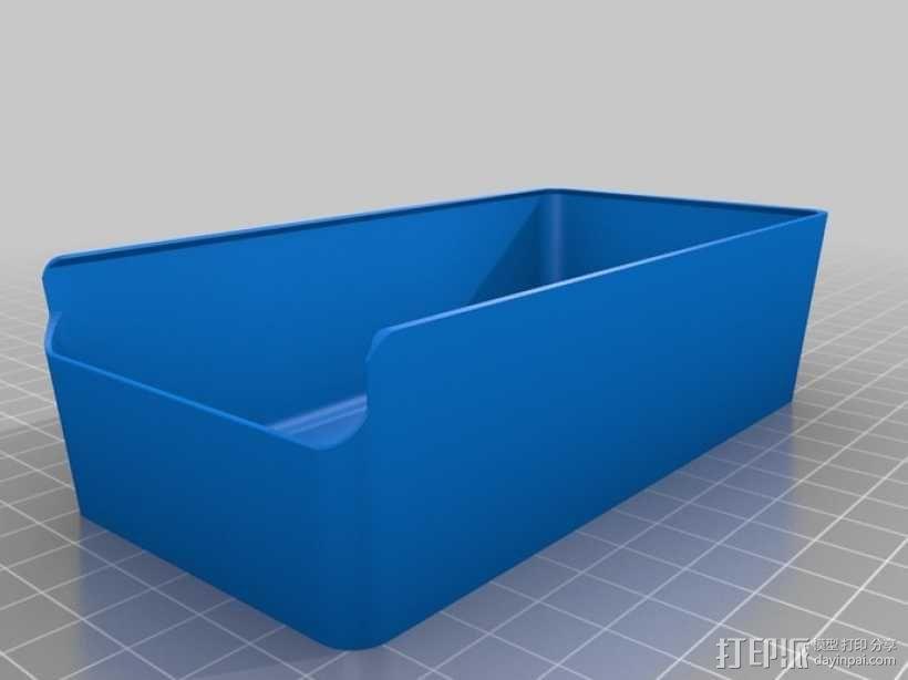 零散物件盒 3D模型  图1