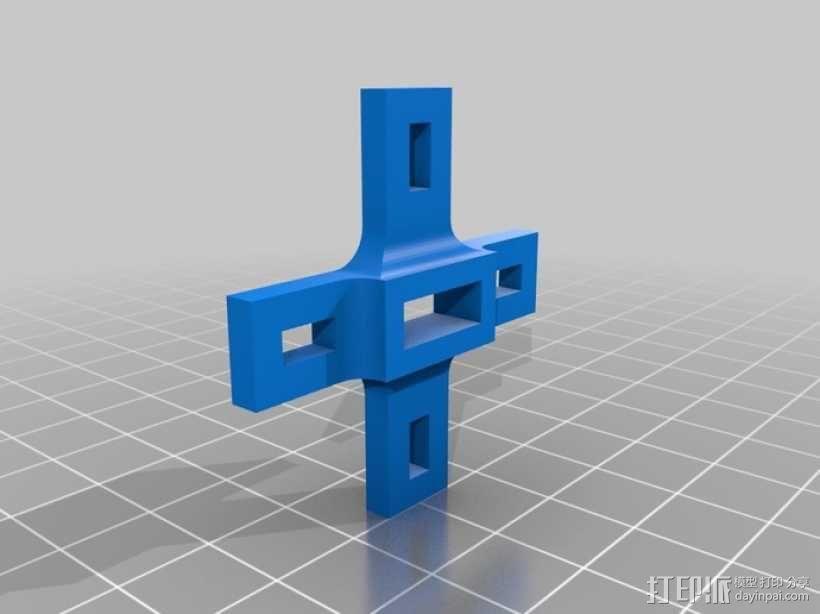 3DR 无线电 3D模型  图1
