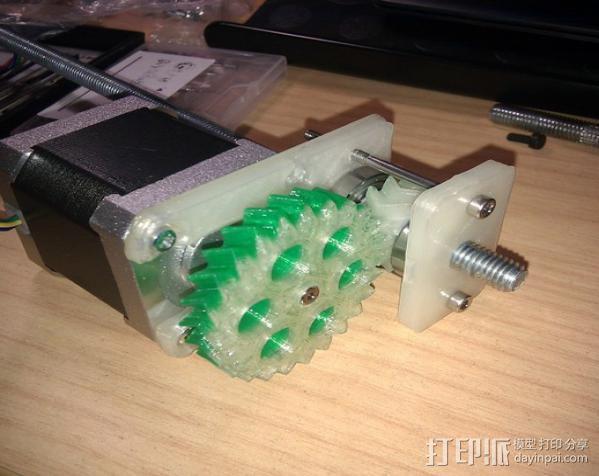 概念数控器 3D模型  图4