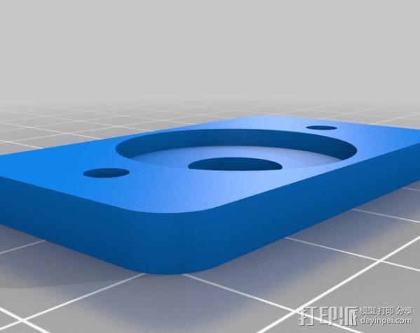 概念数控器 3D模型  图6
