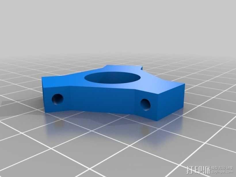 三臂机器人 3D模型  图6