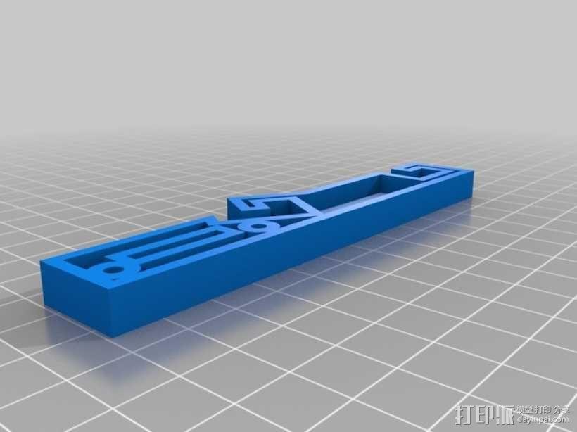三臂机器人 3D模型  图8