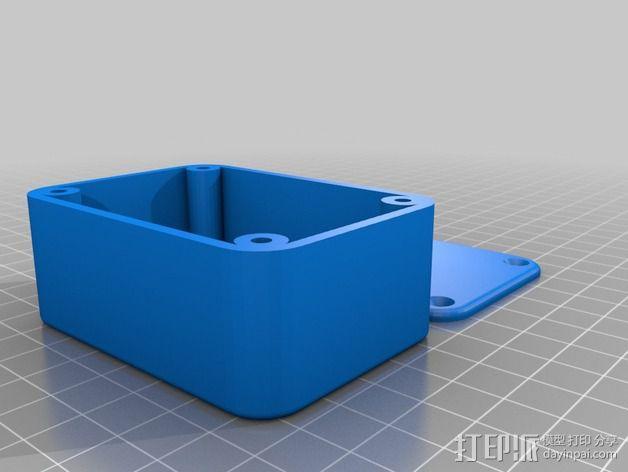 工具盒子 3D模型  图1