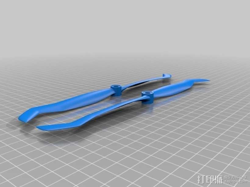 噪音降低器 3D模型  图5