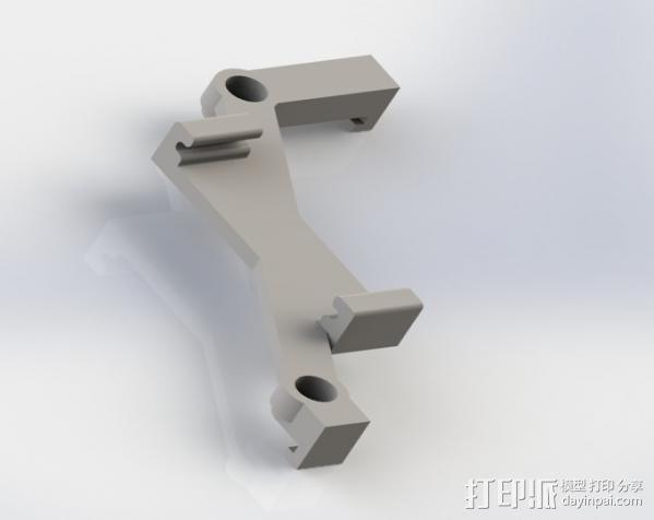 架子 3D模型  图2
