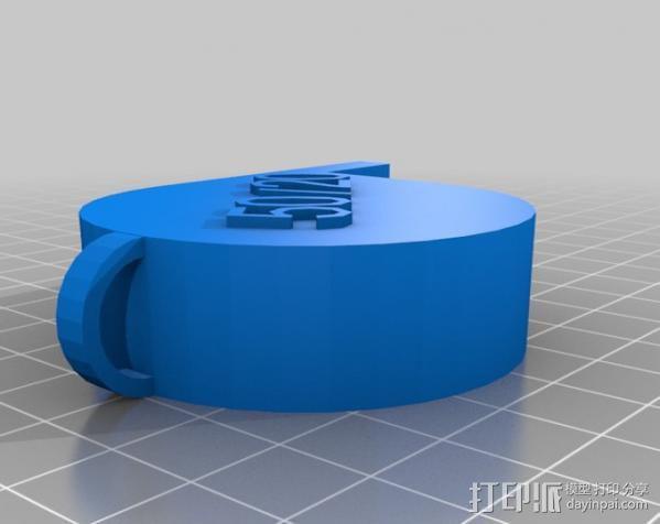 哨子集合 3D模型  图8