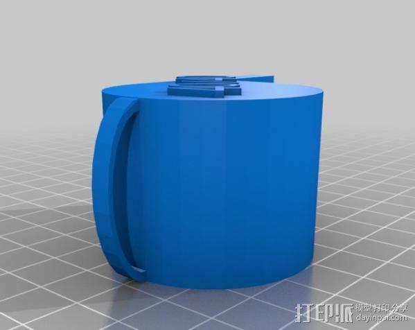 哨子集合 3D模型  图10