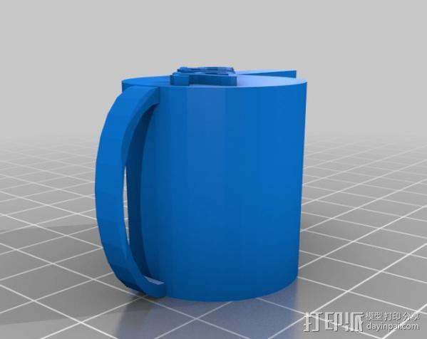 哨子集合 3D模型  图9