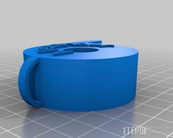 哨子集合 3D模型  图11