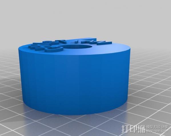 哨子集合 3D模型  图12
