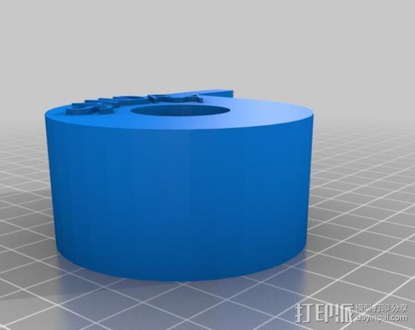 哨子集合 3D模型  图14