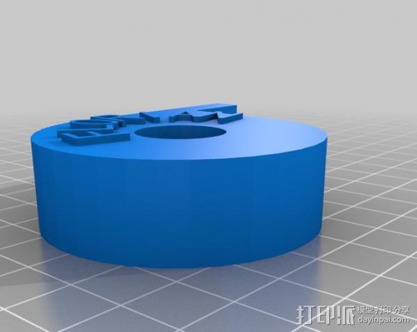 哨子集合 3D模型  图13