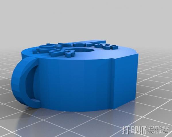 哨子集合 3D模型  图22