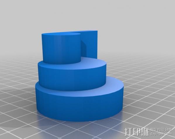 哨子集合 3D模型  图24