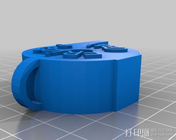 哨子集合 3D模型  图23