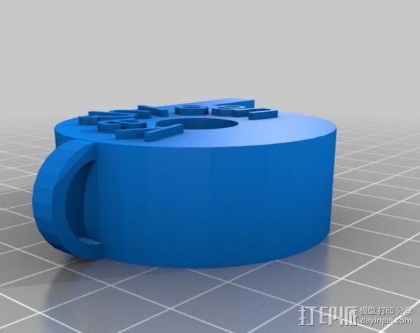 哨子集合 3D模型  图26