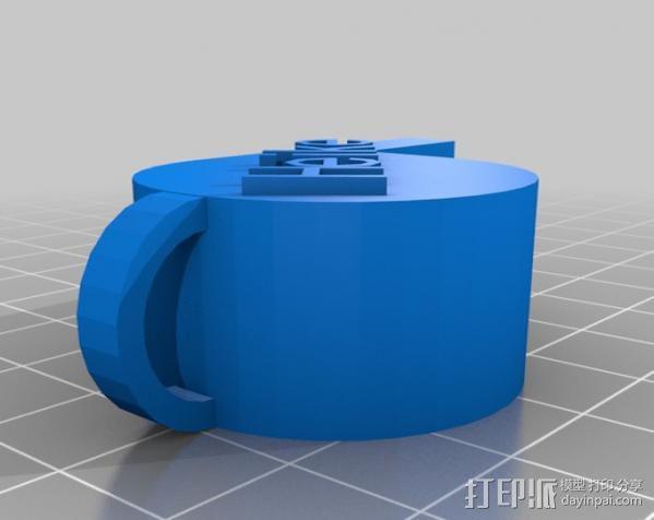 哨子集合 3D模型  图29
