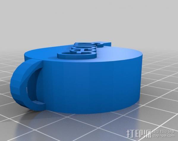 哨子集合 3D模型  图28