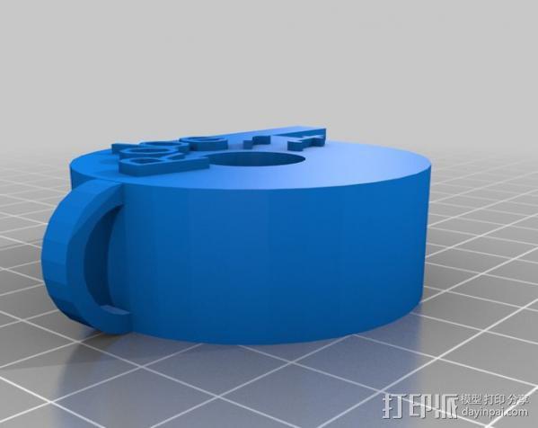 哨子集合 3D模型  图27