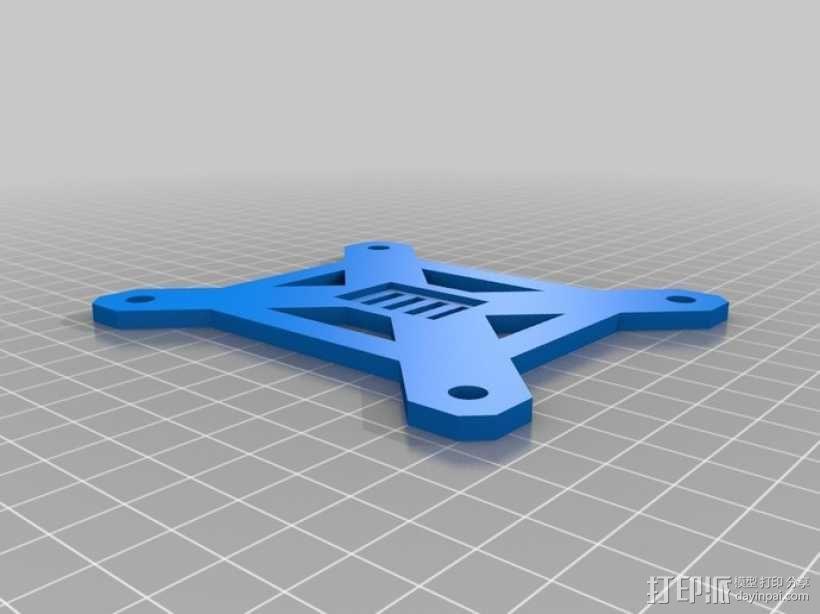 四足动物机器人 3D模型  图5