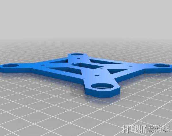 四足动物机器人 3D模型  图4