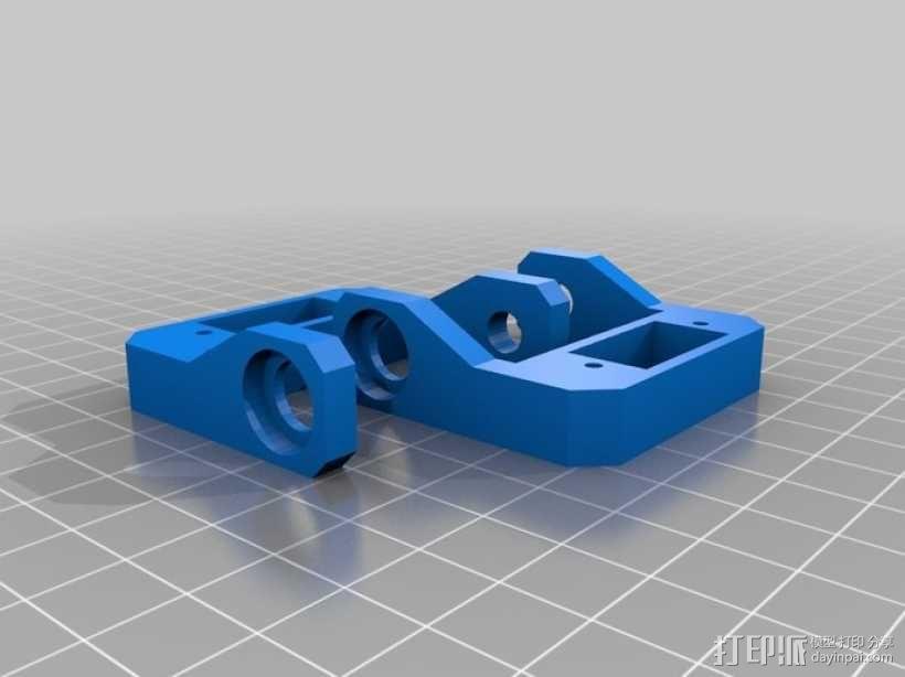 四足动物机器人 3D模型  图8