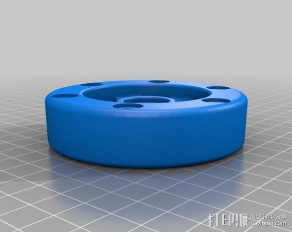 曲棍冰球 3D模型  图1