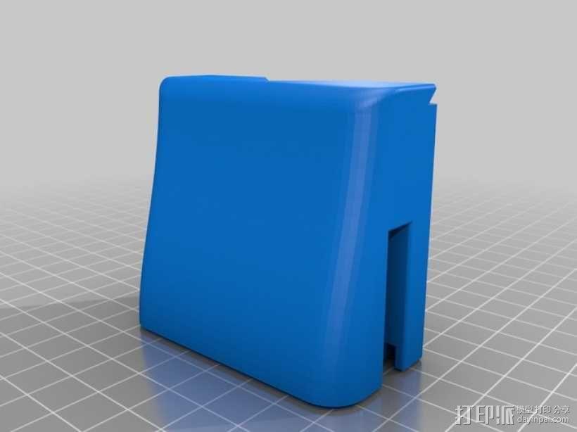 磁铁置物器 3D模型  图8