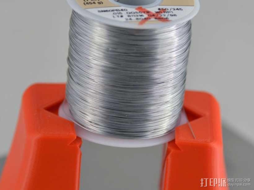 磁铁置物器 3D模型  图6