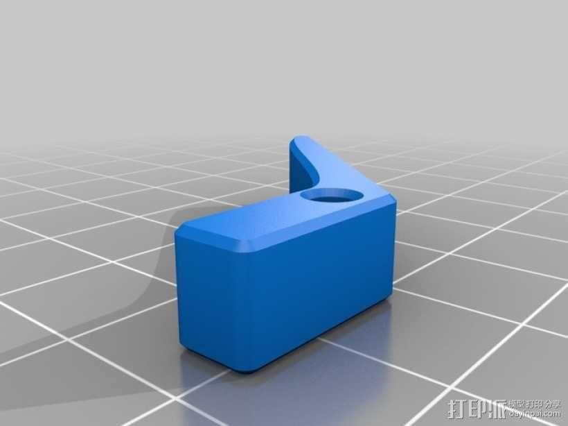 磁铁置物器 3D模型  图7