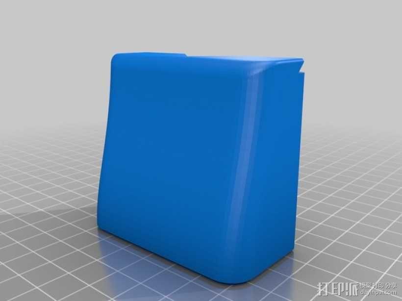 磁铁置物器 3D模型  图9