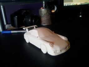 保时捷911 3D模型