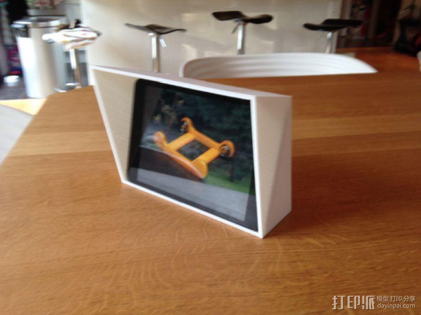 Ipad Mini外盒 3D模型  图2